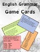 Grammar Game for Middle-High School