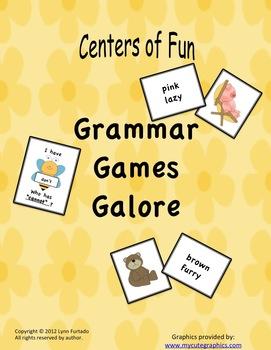 Grammar Games