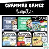Grammar Games Bundle