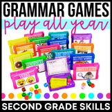 2nd Grade Language Arts Centers & Games