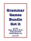Grammar Games Bundle  Got it