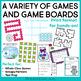 3rd Grade Grammar Games Bundle   3rd Grade Grammar Centers