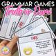 Grammar Games Bundle for Grades 6-12
