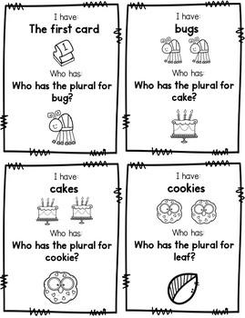 Grammar Games - Plural and Possessive Nouns