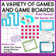 Grammar Games Set 2 for 4th Grade | Grammar Centers Set 2 for 4th Grade