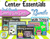 Grammar Games and Task Cards Bundle