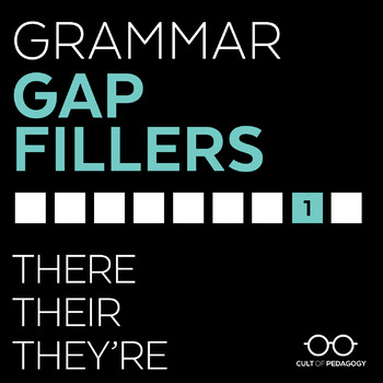 Grammar Gap Filler 1: There | Their | They're