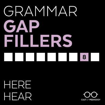 Grammar Gap Filler 8: Here | Hear
