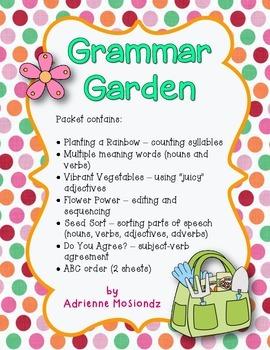 Grammar Garden