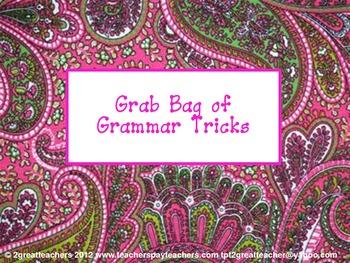 Grammar Gets Easy - Grammar Tote Bag