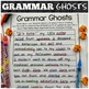Nouns, Verbs, Adjectives, and Adverbs Sort: Halloween Themed