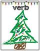 Christmas Grammar Noun, Verb, Adjective sort