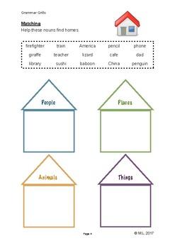Grammar Grills - Foundation Lesson 1