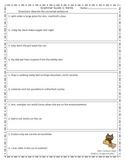 *FREEBIE* Grammar Guide 1: Verbs