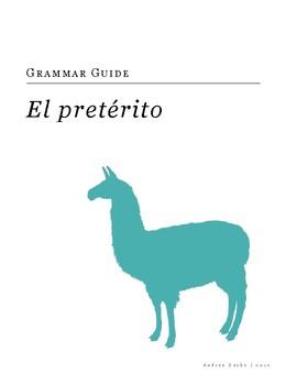 Grammar Guide: El preterito