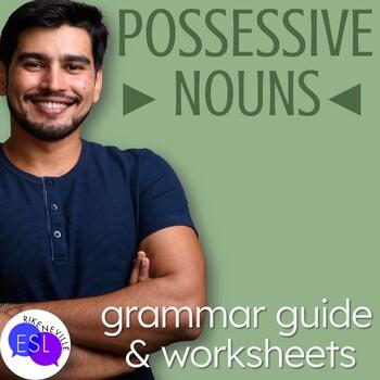 Possessive Nouns: Grammar Guide