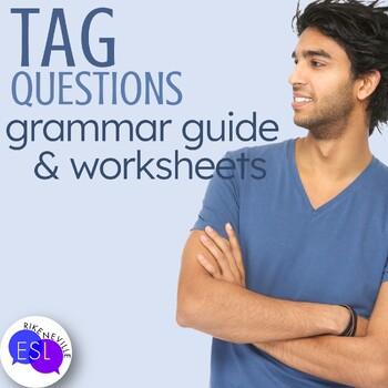 Tag Questions Grammar Guide