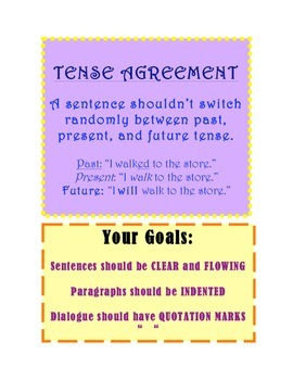 Grammar Guide Wall Page 4