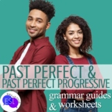 Past Perfect and Past Perfect Progressive Grammar Guides a