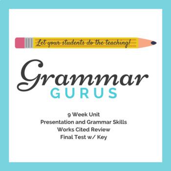 Grammar Guru Project