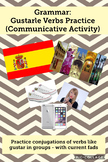 Grammar: Gustar and similar verbs - Communicative Activity