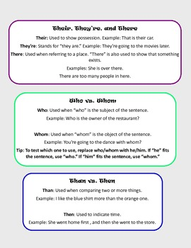 Grammar Helper: When to Use Further/Farther, Who/Whom, and More!
