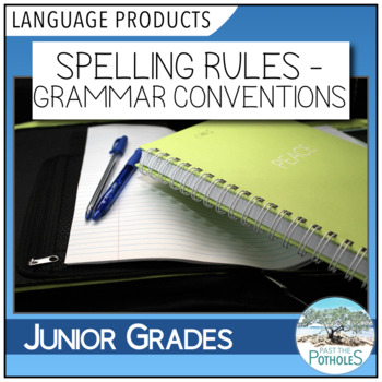 Grammar Hunt - Teaching Conventions mini lesson or centre activity