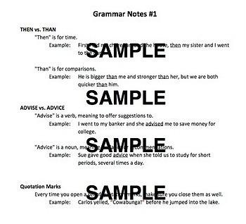 Grammar In Practice: Hair Horror Story (Grammar Quiz Activity Exercise)