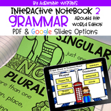 Grammar Interactive Notebook 2nd Edition