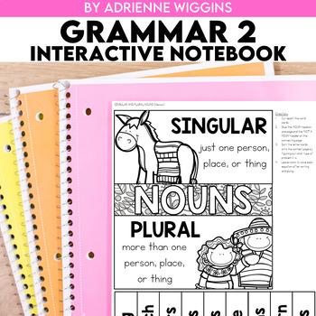 Grammar Interactive Notebook 2nd Edition