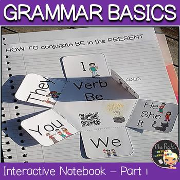 Grammar Interactive Notebook Part 1