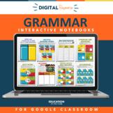 Grammar Interactive Notebooks   Parts of Speech   Centers