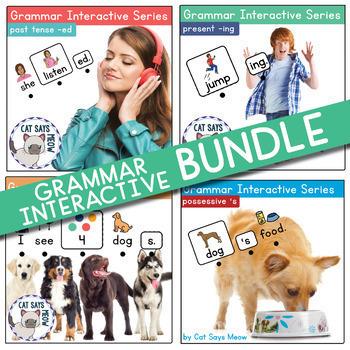 Grammar Interactive Series BUNDLE