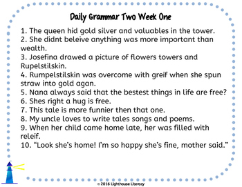 Grammar- Intermediate Unit 2