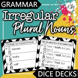 Irregular Plural Nouns Game