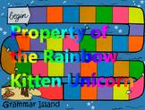 Grammar Island Game