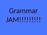Grammar Jam Review!