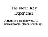 Grammar Key Experience Montessori