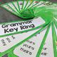 Grammar Key Ring