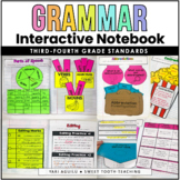 Grammar & Language Interactive Notebook