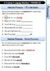 Grammar & Language Worksheets