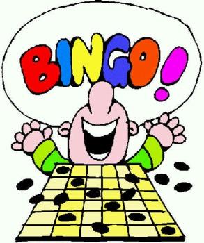 Grammar Lesson Bingo Game