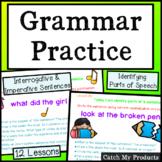 Daily Grammar Practice for PROMETHEAN Board