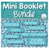 Grammar and Punctuation Mini Book Bundle
