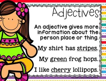 ~*Grammar -Adjectives