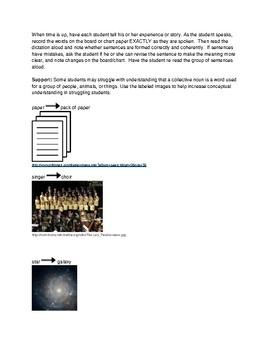 Grammar Minilessons - Grade 2