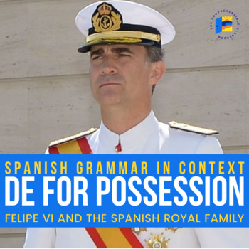 Grammar Notes and Cultural Reading: De for possession and