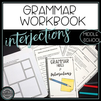 Grammar Notes for Interjections
