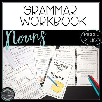 Grammar Notes for Nouns