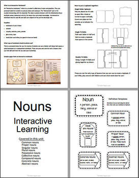 Grammar: Nouns - Interactive Learning